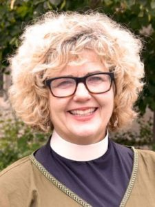 The Reverend Canon Ruth Woodliff-Stanley